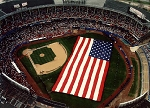 USA FLAG - Nylon- 150ft x 300ft